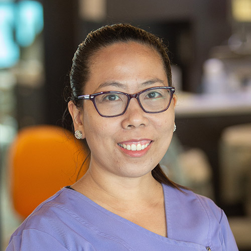 erna provisional dental assistant